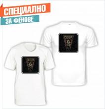 Тениска с пълноцветен печат - ASPHYX - 01