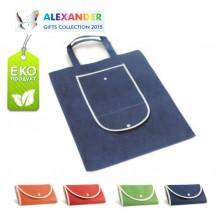 ЕКО торбичка от нетъкан текстил ECONT010 + печат на лого в един цвят