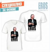 Тениска с пълноцветен печат - ЕРОС РАМАЦОТИ 004