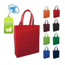 ЕКО торбичка от нетъкан текстил ECONT006 + печат на лого в един цвят