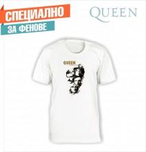 Тениска с пълноцветен печат - Queen 1