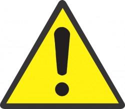Опасност: Внимание