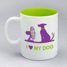 """Kерамична чаша """"Малена"""" + печат на ваше изображение"""