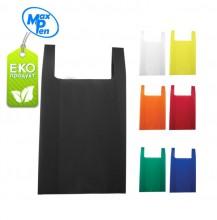 ЕКО торбичка от нетъкан текстил ECONT005 + печат на лого в един цвят