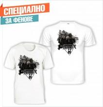 Тениска с пълноцветен печат - ASPHYX - 02