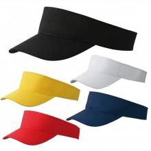 Козирка Сингъл + печат на лого в един цвят