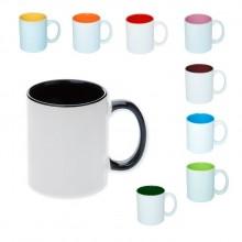 Чаша за сублимация  с цветно дъно