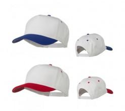 Детска шапка SPORTKID + печат на лого в един цвят