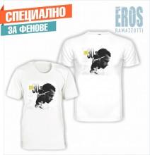 Тениска с пълноцветен печат - ЕРОС РАМАЦОТИ 005