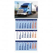 Стенен работен календар Мажор