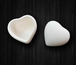 Керамична кутийка за бижута - сърце