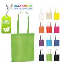 ЕКО торбичка от нетъкан текстил ECONT009 + печат на лого в един цвят