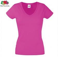 Дамска Тениска V NECK (V деколте)