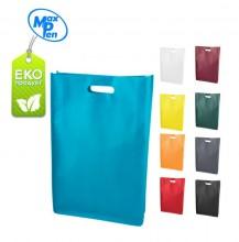 ЕКО торбичка от нетъкан текстил ECONT003 + печат на лого в един цвят