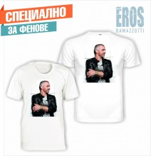 Тениска с пълноцветен печат - ЕРОС РАМАЦОТИ 003