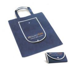 ЕКО торбичка от нетъкан текстил ECONT010 + печат на лого в ДВА цвята