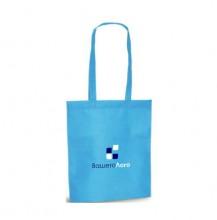 ЕКО торбичка от нетъкан текстил ECONT02009 + печат на лого в ДВА цвята
