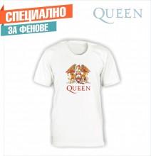 Тениска с пълноцветен печат - Queen 2