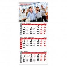 Стенен работен календар Тройка Класик
